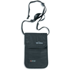Tatonka Skin Neck Pouch RFID B, black